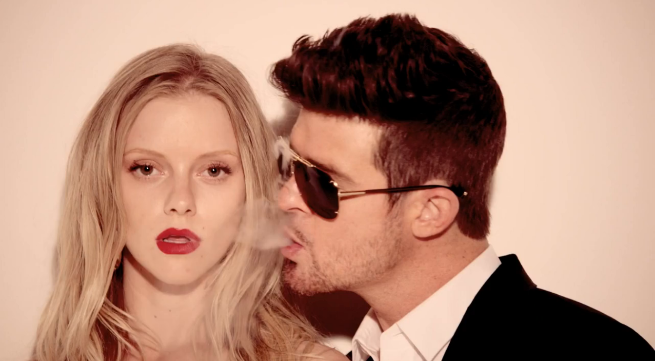 Why Robin Thicke Must Be Stopped: Sexism Through Music ...