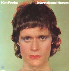 Kim Fowley Album Cover