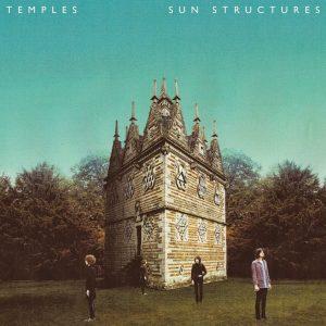 Sun Structures Album Art