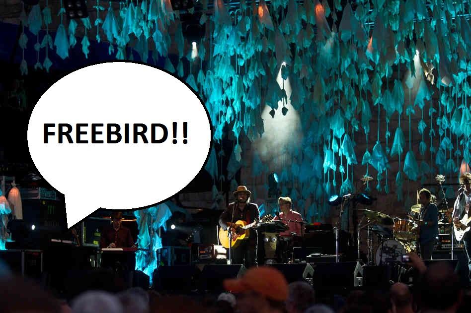 Jeff Tweedy Live