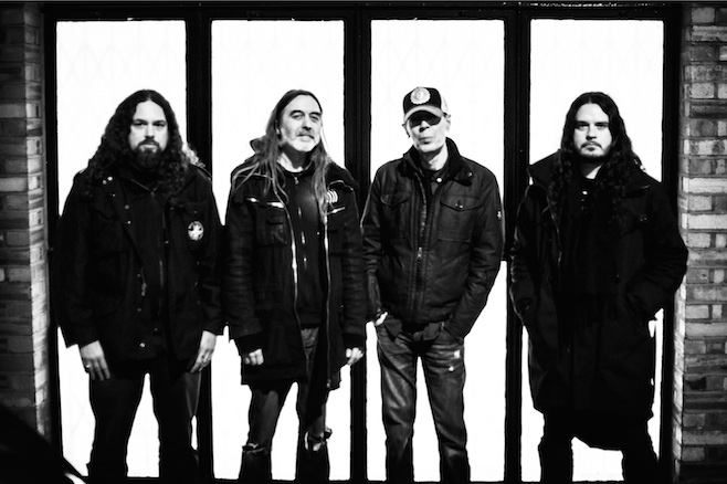 Scott Walker and SunnO))) Soused
