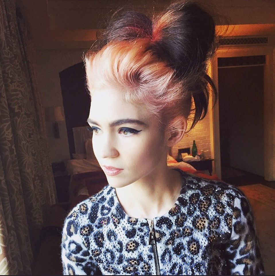 grimes the music industry and sexism beardedgmusic