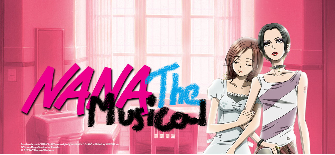 Nana The Musical English Moive