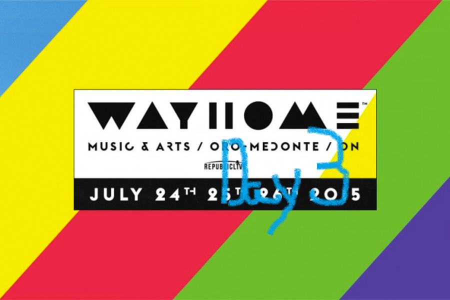 WayHome Festival Day 3 Recap