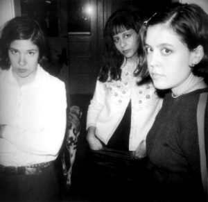 Sleater-Kinney The Hot Rock photos