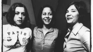 Sleater-Kinney late 90s