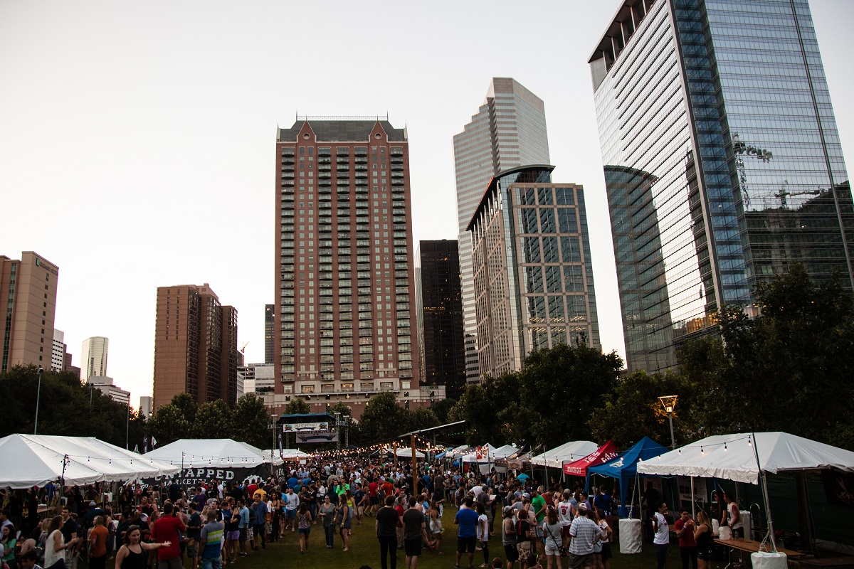 Untapped Fest: Music and Beer - Houston | Recap