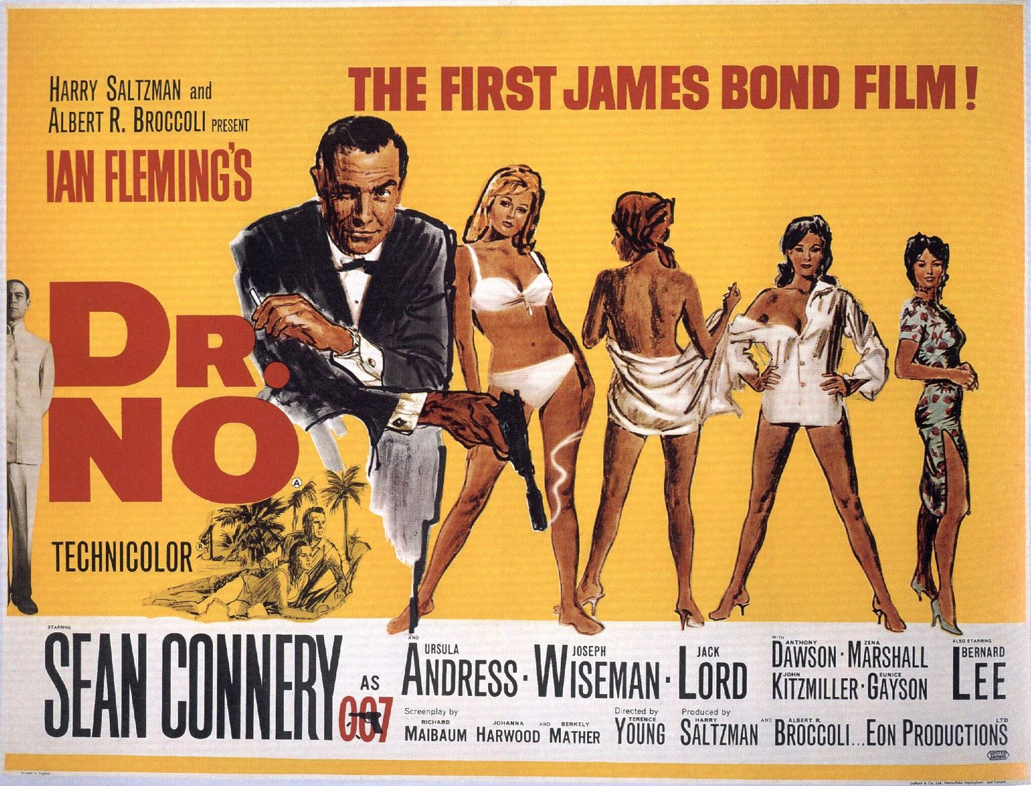 Consider, james bond movies can help