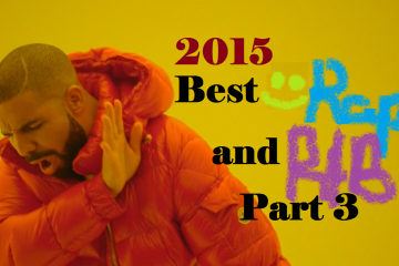Drake Best Artist of 2015