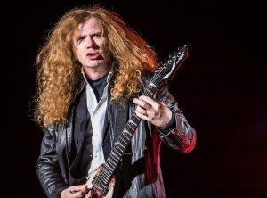 Dave Mustaine 2016