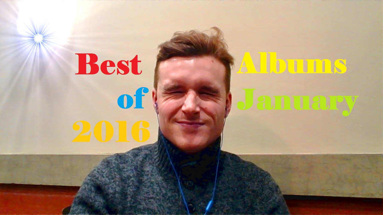 January Best Music 2016