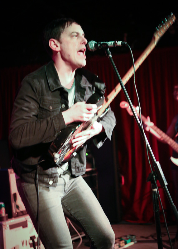 The Thermals Live in Cleveland