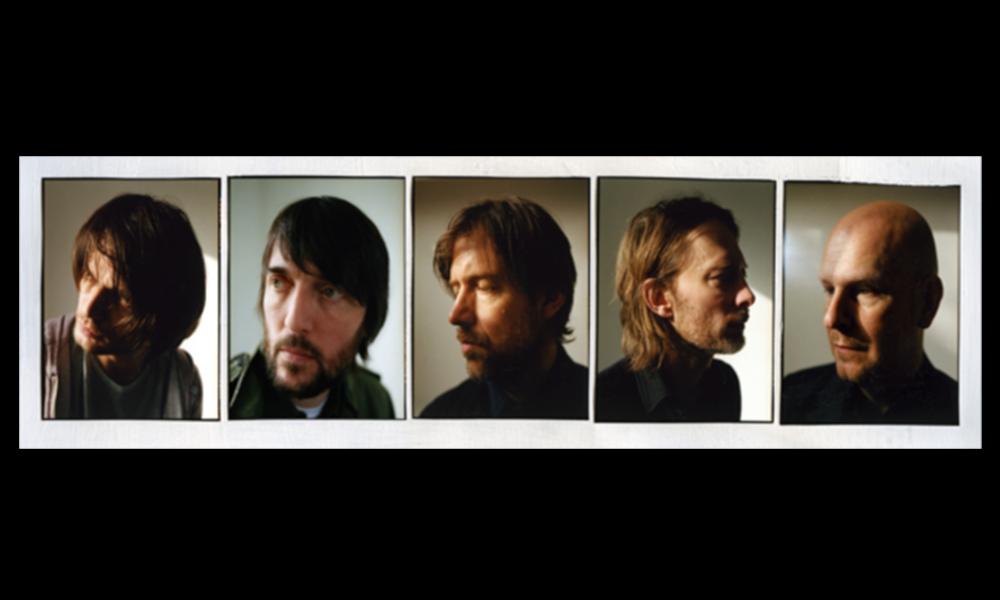 Radiohead New Album Pics
