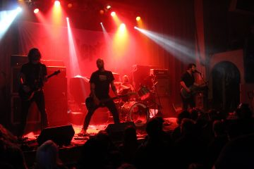 Torche Live Denver 2016