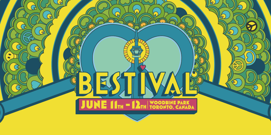 Bestival Toronto - June 11 & 12th, 2016