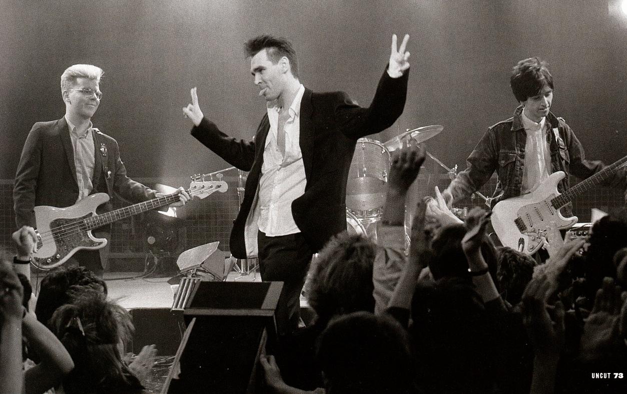 The Smiths Live The Queen Is Dead Bearded Gentlemen Music
