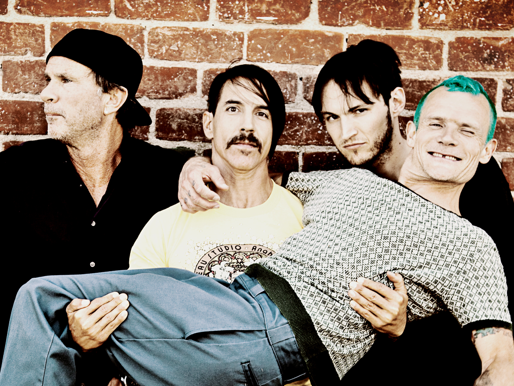 red hot chilli peppers - photo #8