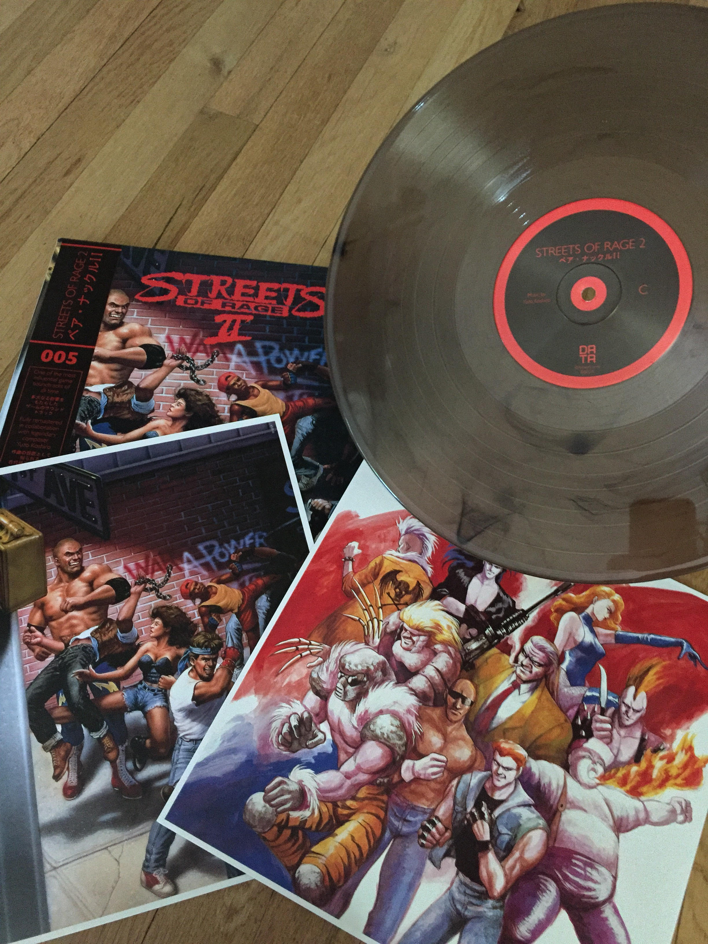 Streets of Rage 2 Complete