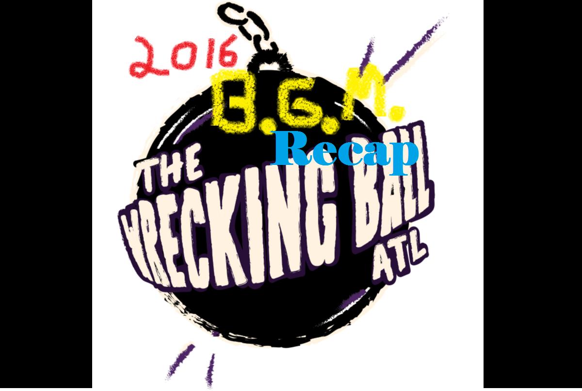 Wrecking Ball Fest 2016 Recap Beardedgmusic