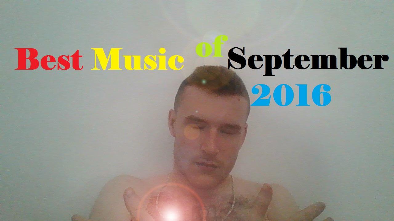Underground Music of September 2016