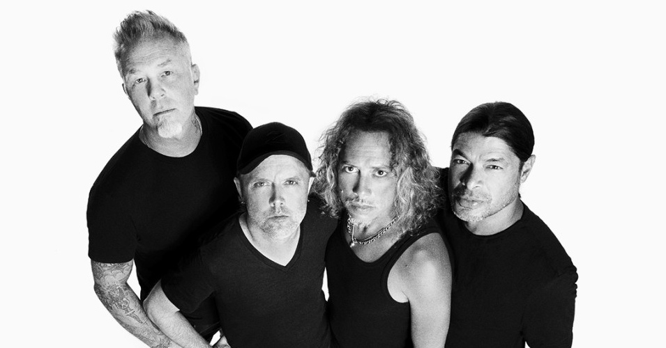 Metallica 2016 podcast