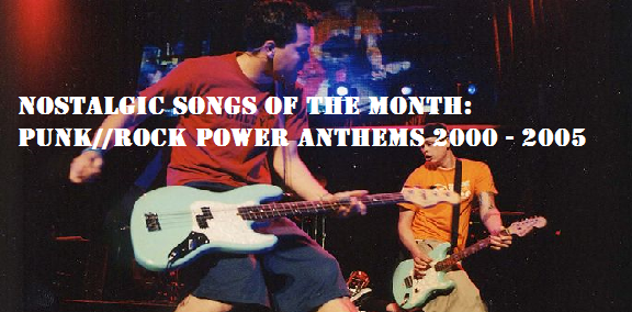 The Best Punk Rock Power Anthems from 2000 to 2005