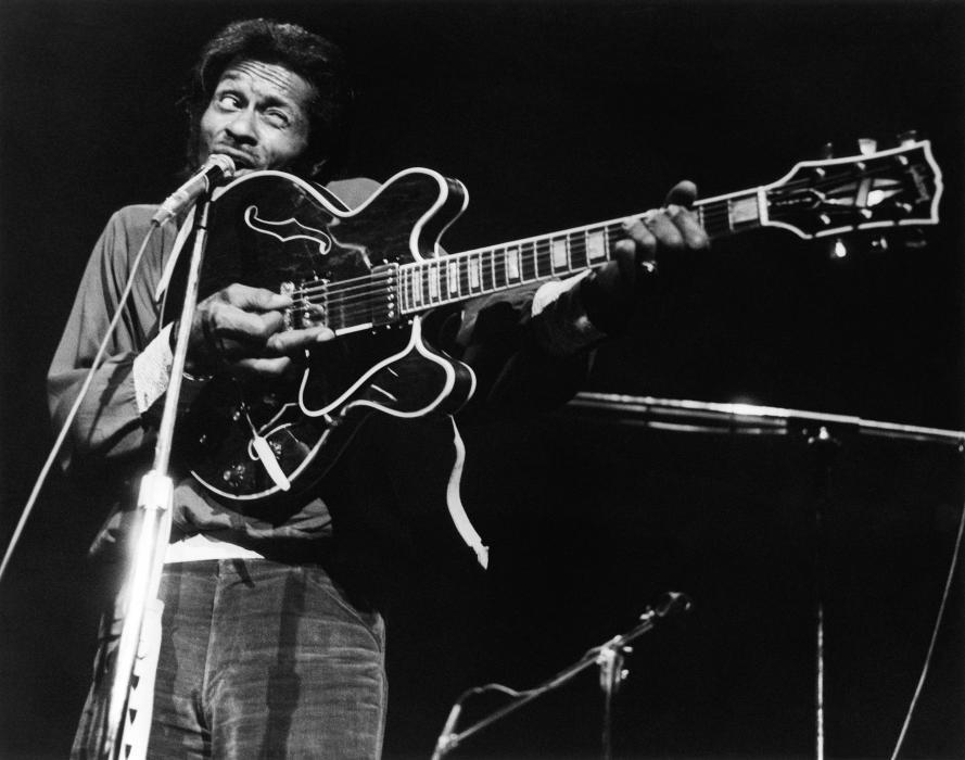 Chuck Berry Dead