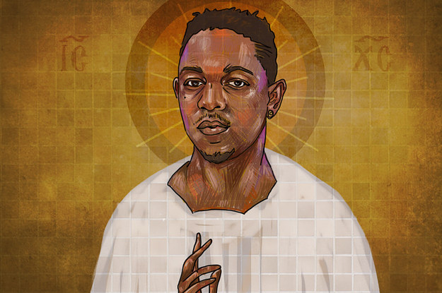 Kendrick Lamar Damn 2017 Jesus