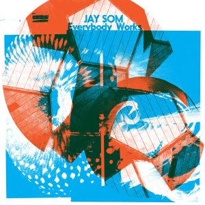 Listening to Jay Som Everbody Works on the bus