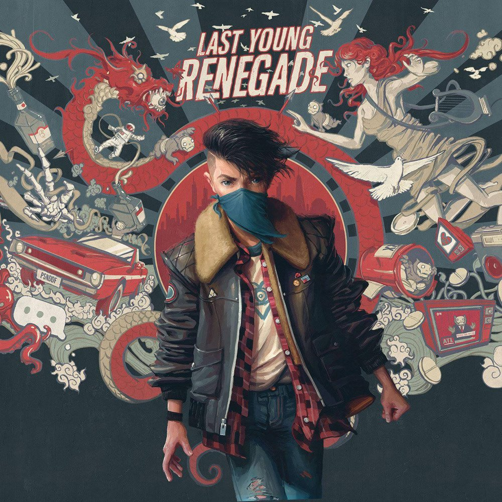 Last Young Renegade All Time Low Review