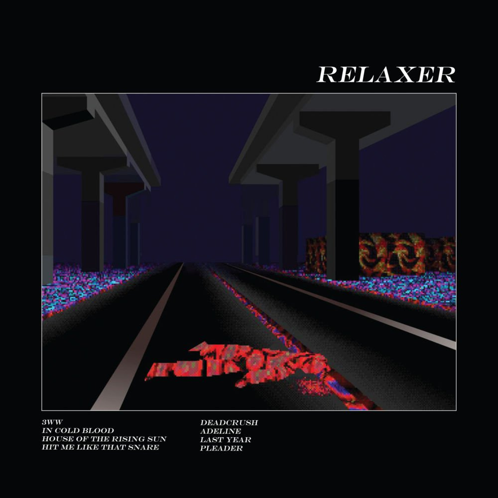 alt-J Relaxer review