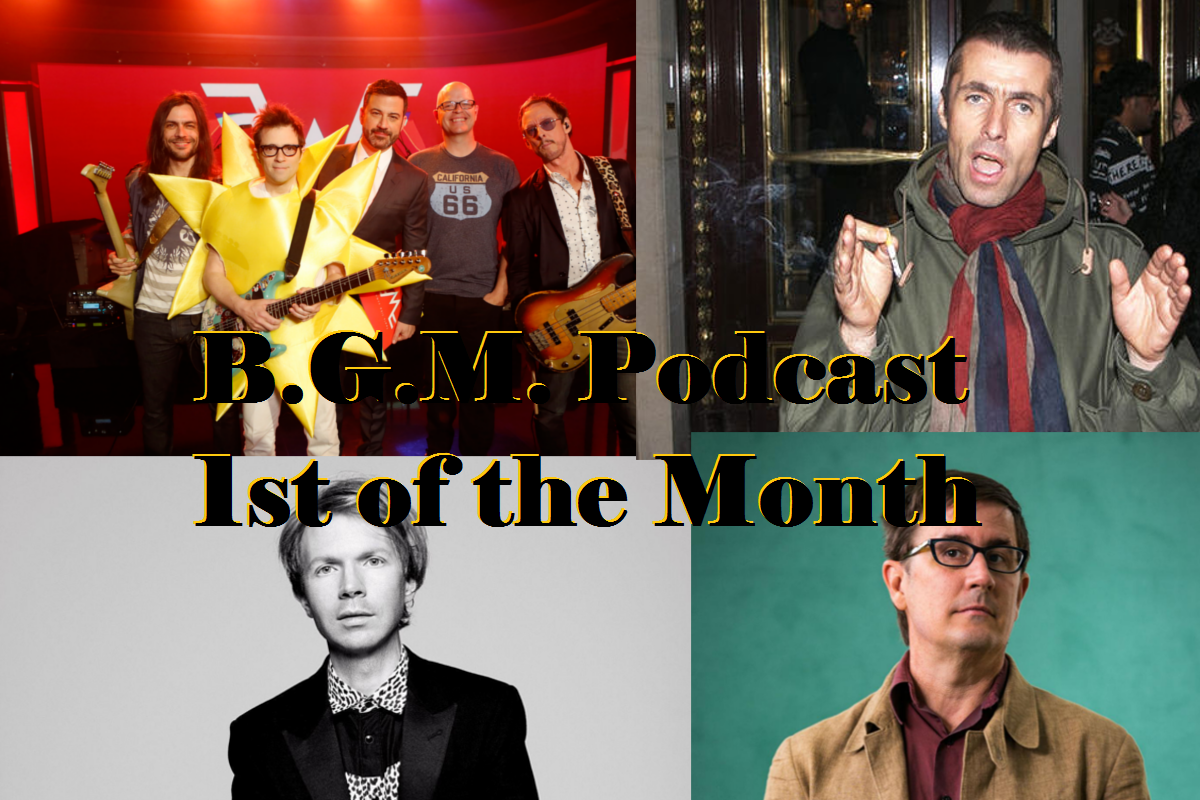Podcast Beck Weezer Liam Gallegher The Mountain Goats