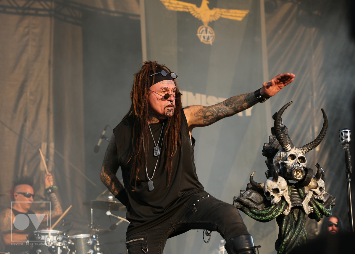 Ministry Live Riot Fest