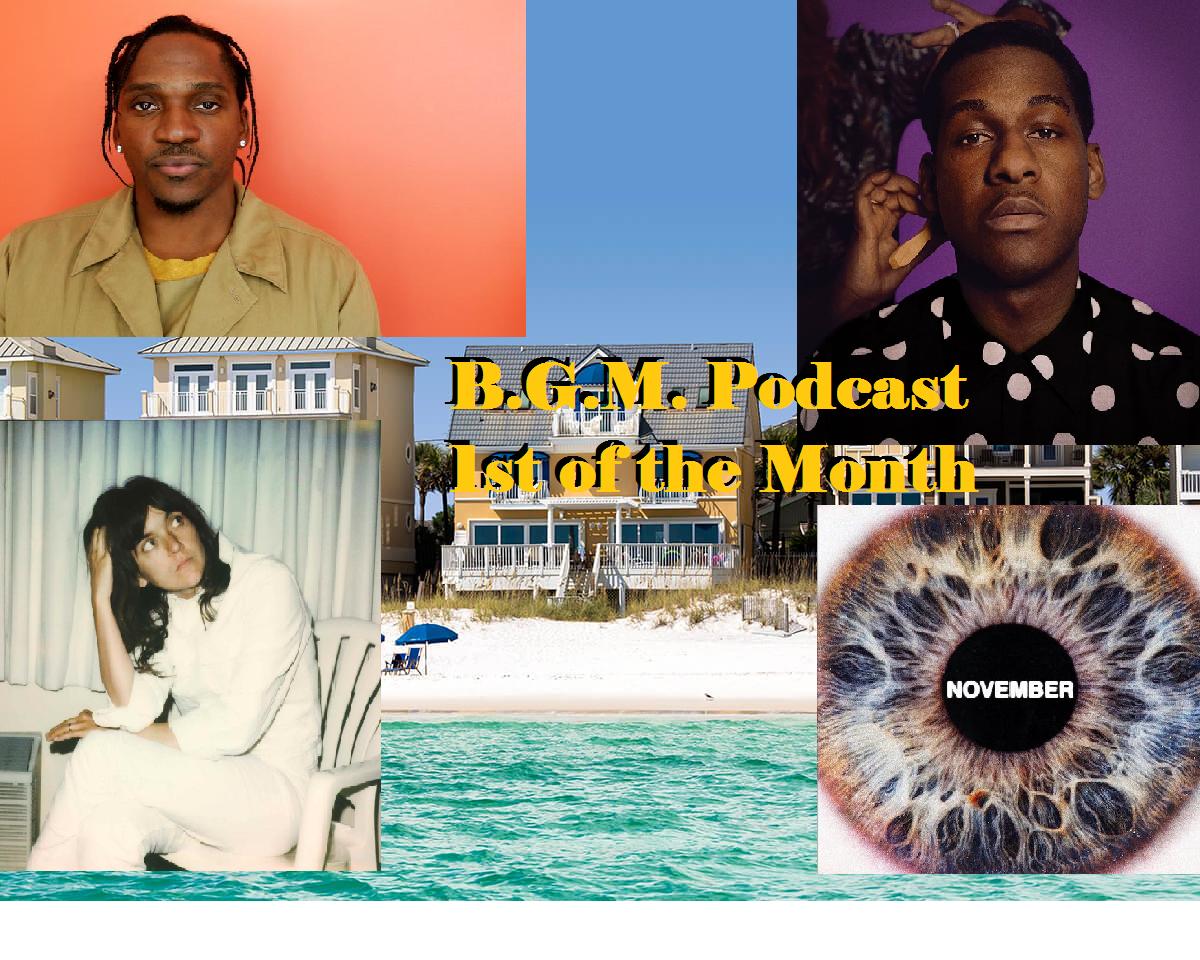 Best Music of June 2018 Podcast