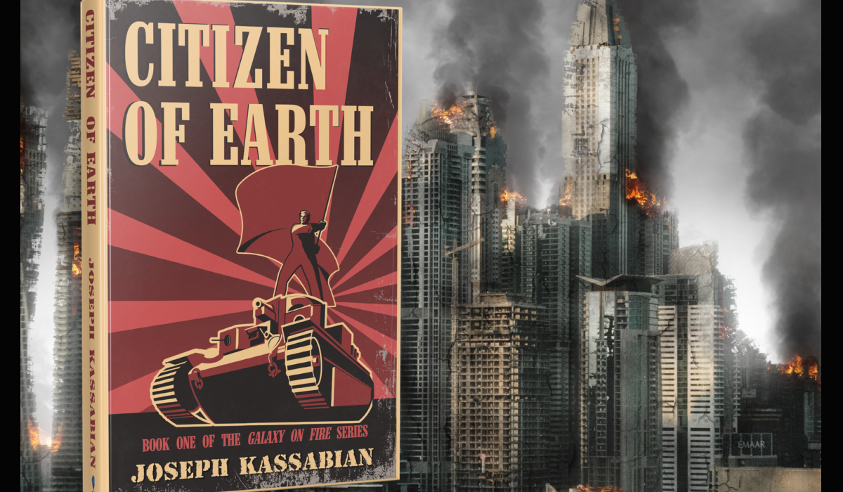 Citizen of Earth | War Really is Hell - Even in Space | Book Review