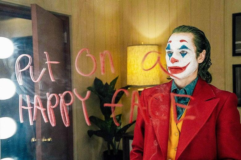 Joker The King Of Comedy A Bearded Gentlemen Film Review